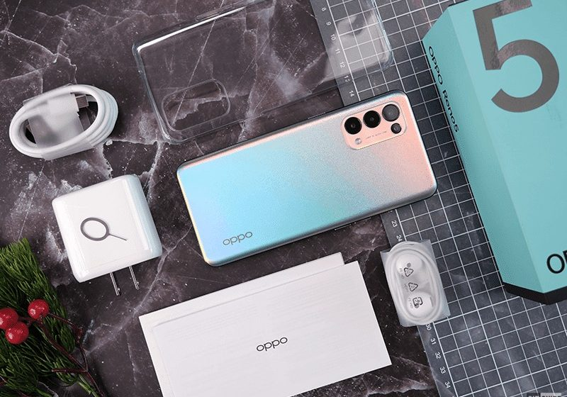 Unpacking the OPPO Reno5 Fast Charging System