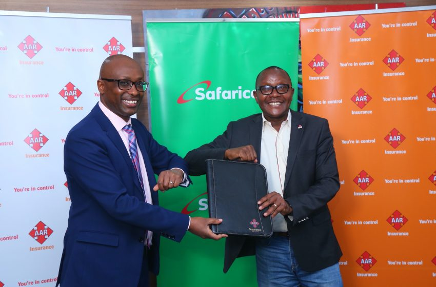 AAR Partners with Safaricom as they transition to a fully digital insurance company