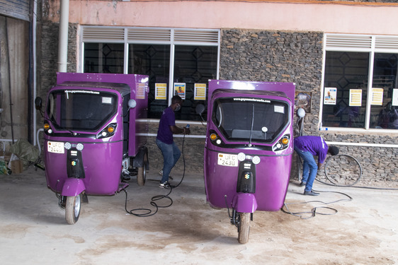 Sokowatch adopts electric tuk-tuks to ease service delivery