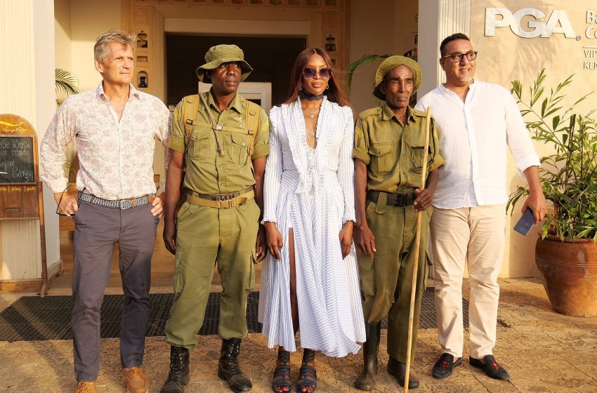 Mixed reactions as Naomi Campbell announced as Kenyas global tourism ambassador