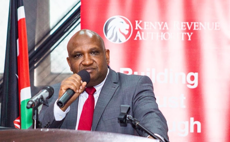 How KRA plans to net Sh6.8 trillion in revenue by 2024