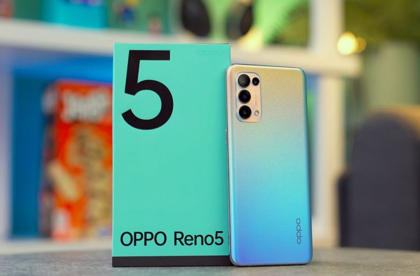 OPPO's formula with the Reno5 camera system
