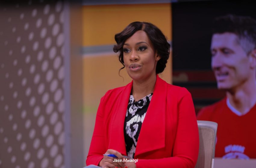 Victoria Rubadiri Opens Up on her career, mentorship and Cyberbullying